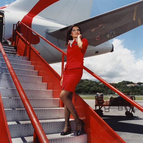 Стюардессы глазами фотографа Брайана Финке. Изображение № 8.
