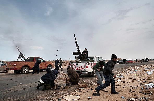"""Юрий Козырев """"Депеша из Ливии"""" Yury Kozyrev/ NOOR """"Dispatch from Lybia"""". Изображение № 1."""