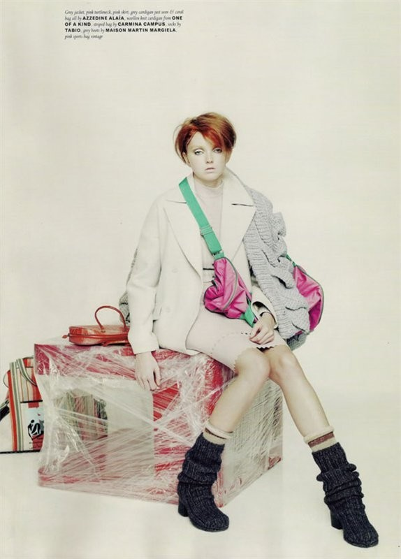 Spent! Pop Magazine FallWinter 2009. Изображение № 4.