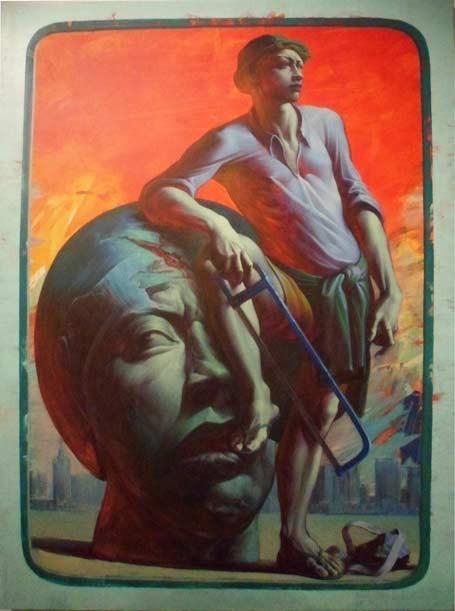 Checkpoint - выставка современной живописи. Изображение № 6.