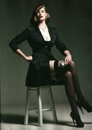 Съёмка в австралийком Vogue, август 2011. Изображение № 92.