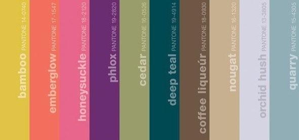 Pantone fashion color report FALL 2011. Изображение № 5.