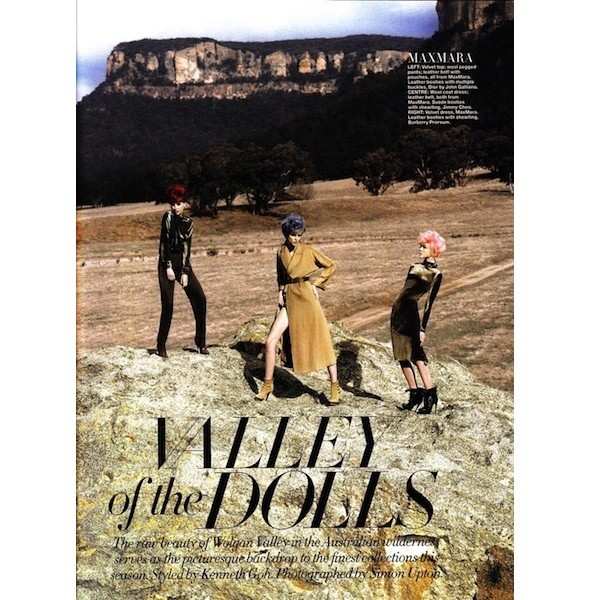 5 новых съемок: Harper's Bazaar, Qvest, POP и Vogue. Изображение № 1.