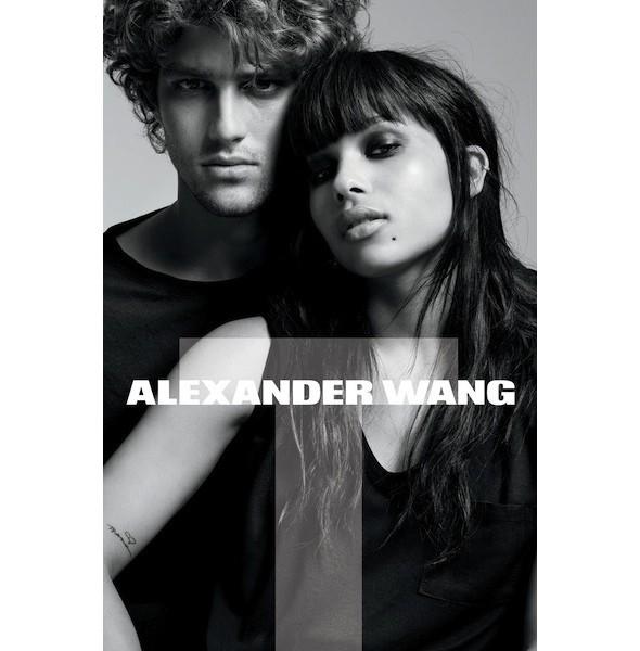 Новые кампании: Alexander Wang, Aquascutum, Lanvin. Изображение № 24.