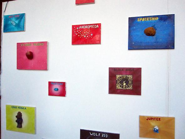 Изображение 55. Выставка: Итоговая выставка студентов Британки.. Изображение № 55.