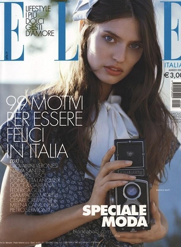 Изображение 31. Bianca Balti. Одна из самых высокооплачиваемых итальянских топ-моделей мира.. Изображение № 31.