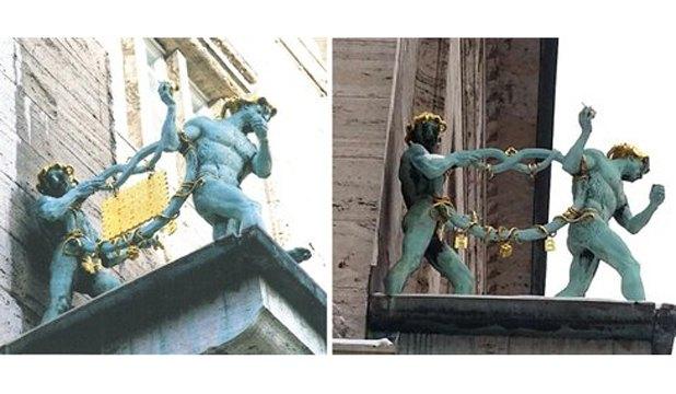 Памятник в Ганновере. Изображение № 2.