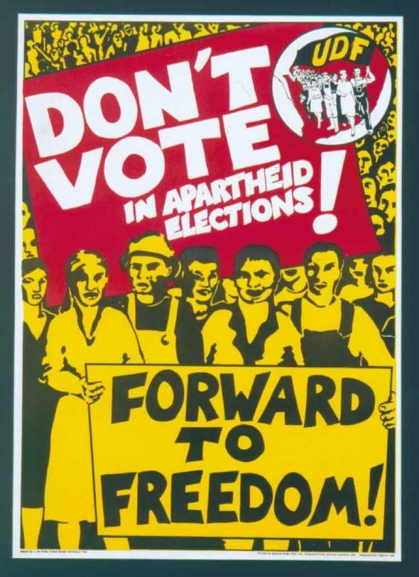 Все на выборы! Политическая реклама разных лет. Изображение № 83.