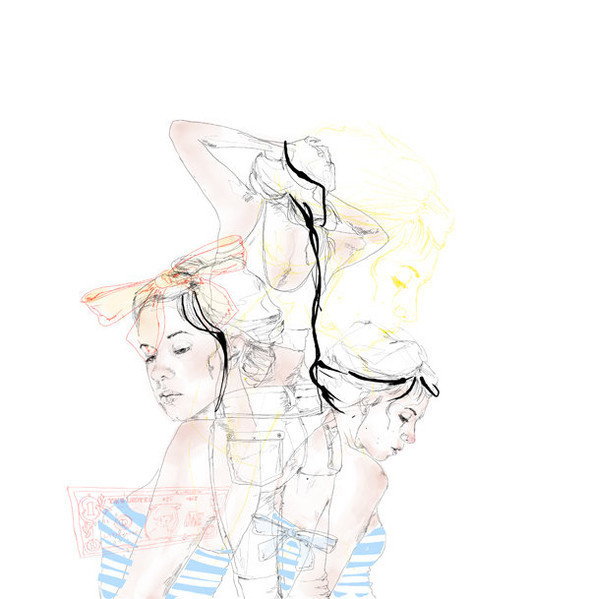 Иллюстрации Charmaine Olivia. Изображение № 11.
