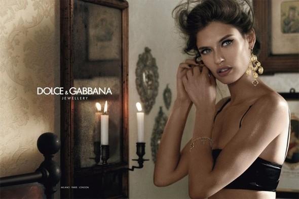 Кампания: Бьянка Балти для Dolce & Gabbana. Изображение № 6.