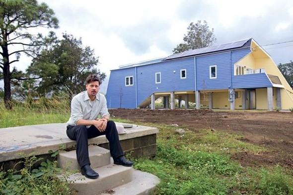 Архитектурный проект Брэда Питта. Изображение № 10.