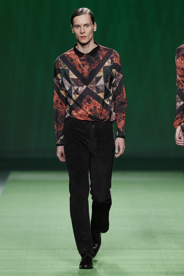 Madrid Fashion Week A/W 2012: Martin Lamothe. Изображение № 11.