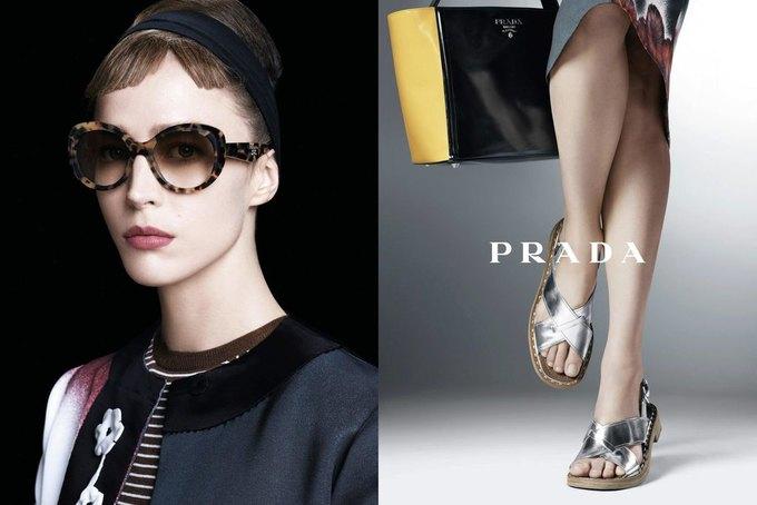Max Mara, Prada и другие марки выпустили новые кампании. Изображение № 17.