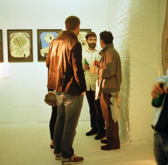 Jeremy Fish в Artyfarty Gallery. Изображение № 4.