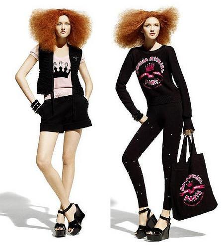Изображение 3. Sonia Rykiel pour H&M: теперь и в России.. Изображение № 2.