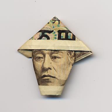 Изображение 2. Как одеть лицо на купюре в шляпу?.. Изображение № 2.
