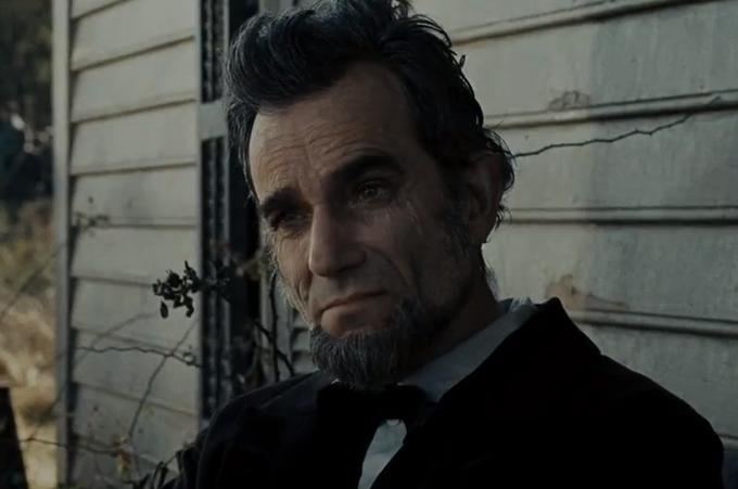 Дэниел Дэй-Льюис в «Линкольне» (лучшая мужская роль — драма). Изображение № 3.