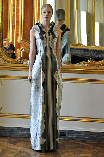 Последняя коллекция Alexander McQueen. Изображение № 10.