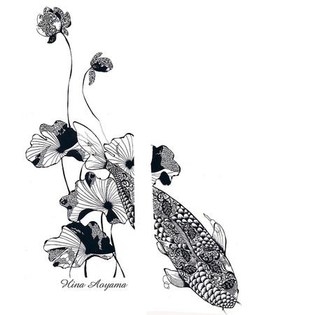 Вырезанные избумаги картины – Hina Aoyama. Изображение № 17.