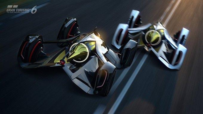 Chevrolet создала суперкар для Gran Turismo. Изображение № 35.