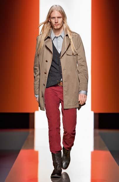 Новости ЦУМа: Коллекция мужской одежды Boss Orange осень-зима 2012-13. Изображение № 4.