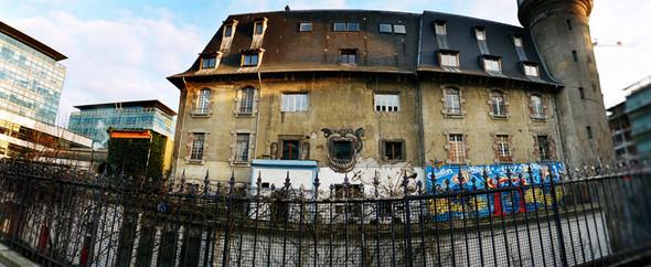 Изображение 46. Париж: современная архитектура.. Изображение № 48.