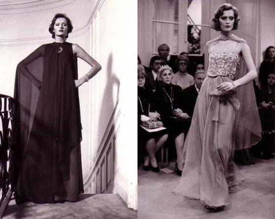 Архив: коллекции Yves Saint Laurent 1962-1999. Изображение № 11.