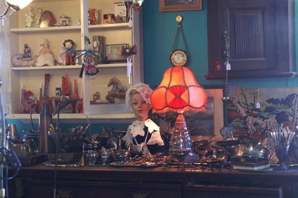 """Лавка старьевщика """"Тетя Фрида"""" в Рейкьявике: среди хлама и сокровищ. Изображение № 27."""