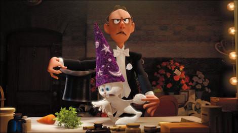 Кролик, шляпа инемного Pixar!. Изображение № 2.