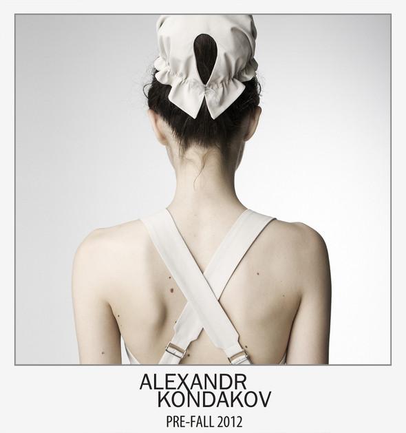 Лукбук: Alexandr Kondakov Pre-fall 2012. Изображение № 1.