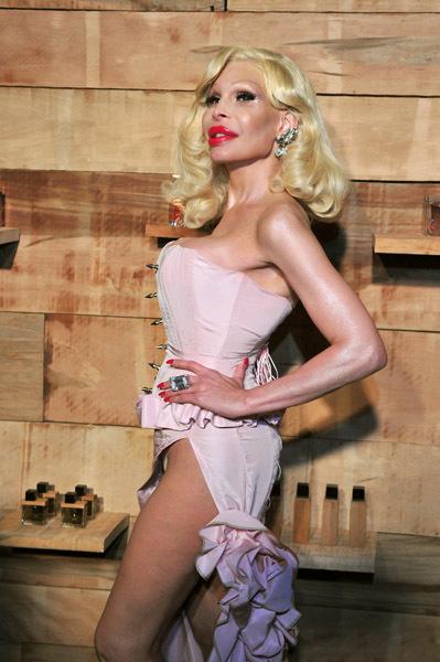 Неделя моды внью-йорке. Изображение № 4.