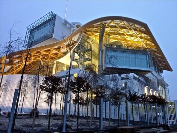 Новые музеи современного искусства: Рим, Катар и Тель-Авив. Изображение №11.