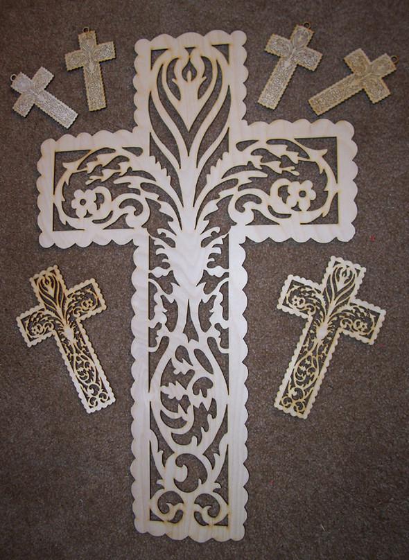Только потому что крест-часть вторая. Изображение № 45.