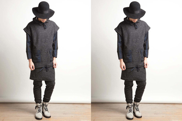 White Tent Fall/Winter 2012 Collection. Изображение № 20.