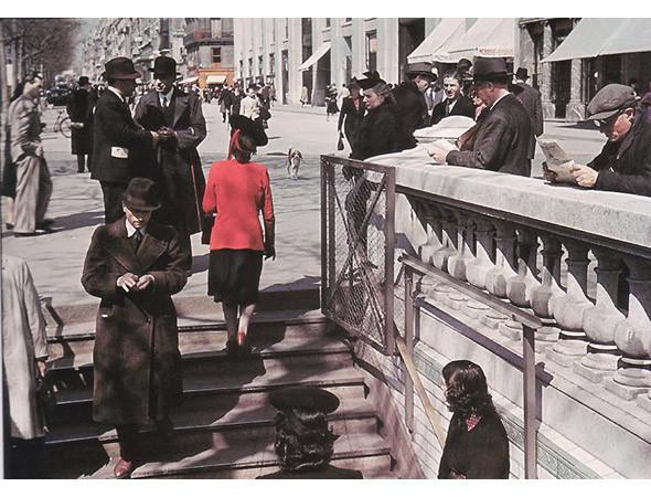Большой город: Париж и парижане. Изображение № 53.