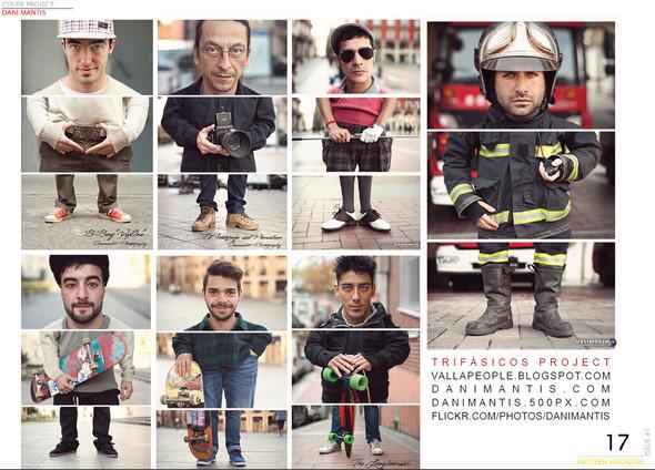 Новый журнал о фотографии Pattern Magazine. Изображение № 2.