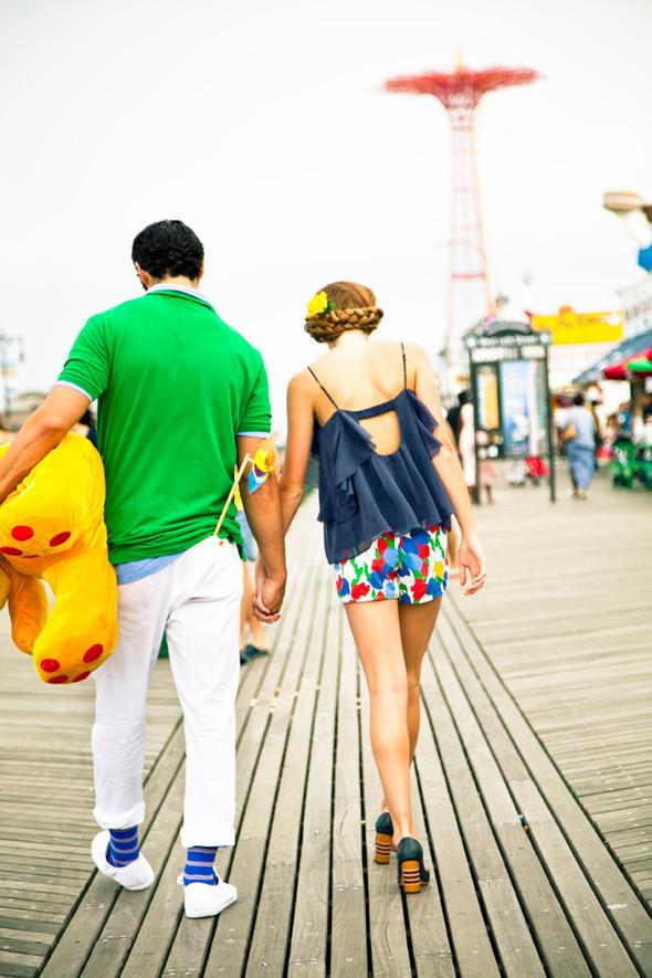Летняя любовь в Кони-Айленд. Изображение № 2.