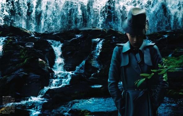 Съёмка: Джоан Смоллс для Vogue. Изображение № 5.