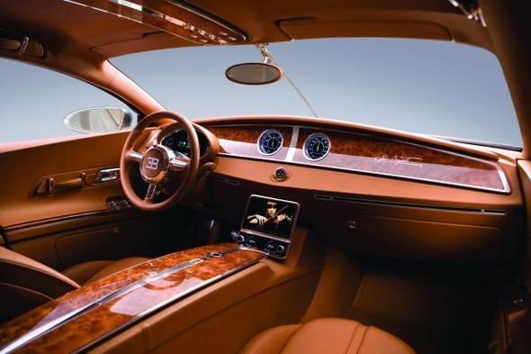 Новый Bugatti Galibier 16C. Изображение № 1.