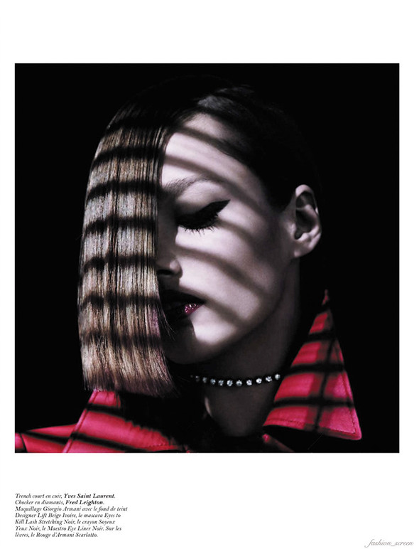 Съёмка: Кармен Педару в объективе Эди Слимана. Изображение № 3.