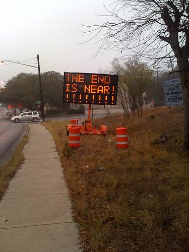 Зомби атакуют Техас илиКак взламываются дорожные знаки. Изображение № 2.