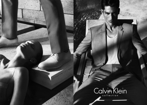 Кампания: Calvin Klein Collection SS 2012. Изображение № 3.