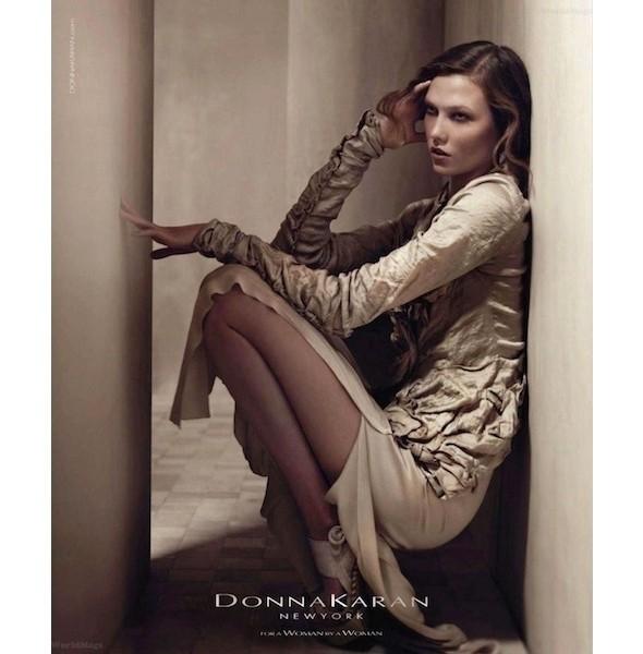 Изображение 26. Рекламные кампании: Chanel, Donna Karan, Stella McCartney и другие.. Изображение № 26.