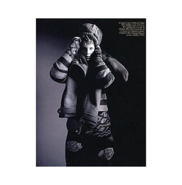 Изображение 26. Новые мужские съемки: Vogue Hommes, GQ и другие.. Изображение № 15.