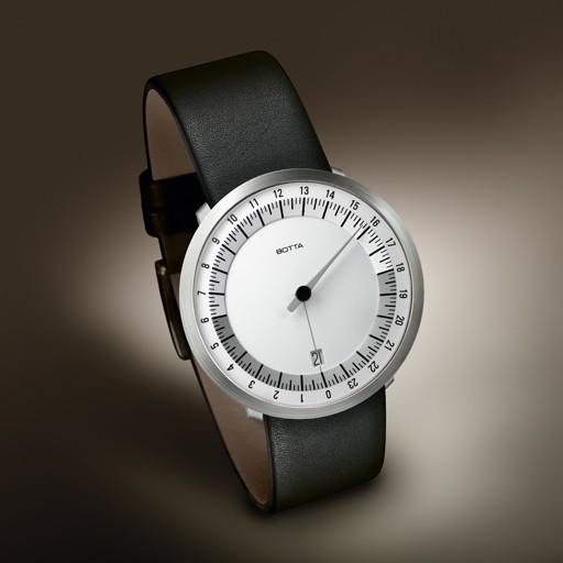 Необычные часы UNO 24 от Botta-Design. Изображение № 3.