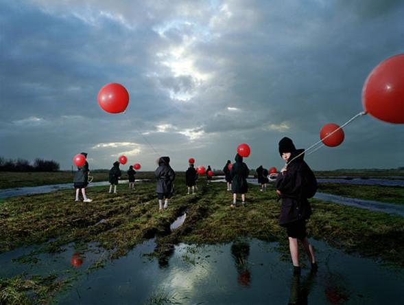 Фотограф Ellen Kooi. Мир, который онапридумала. Изображение № 5.