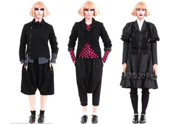 Японский вклад в haute couture. Изображение № 52.