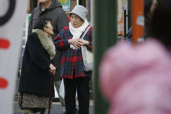 Жители Токио. Изображение № 2.