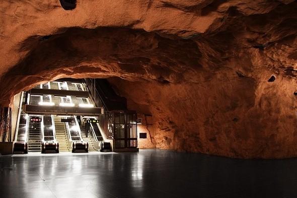 Шведский метрополитен. Изображение № 28.