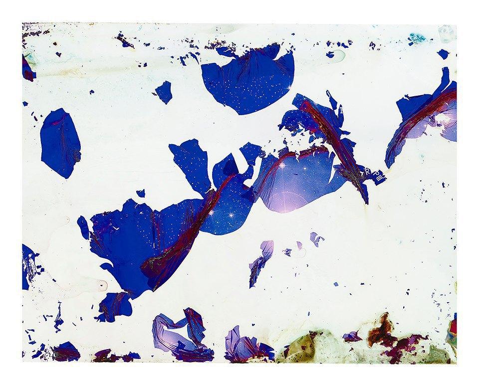 Космические пейзажи, созданные бактериями . Изображение № 16.
